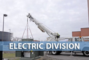 Image showing Electric Division