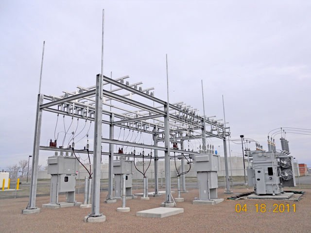 Picture of Substation