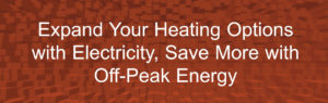 Expand your heating graphic