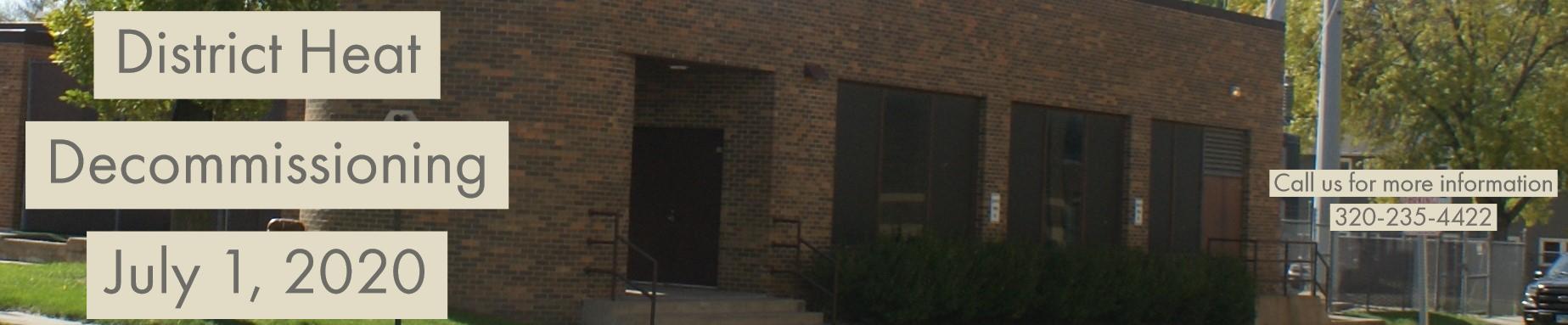 District Heat Building in Willmar Minnesota